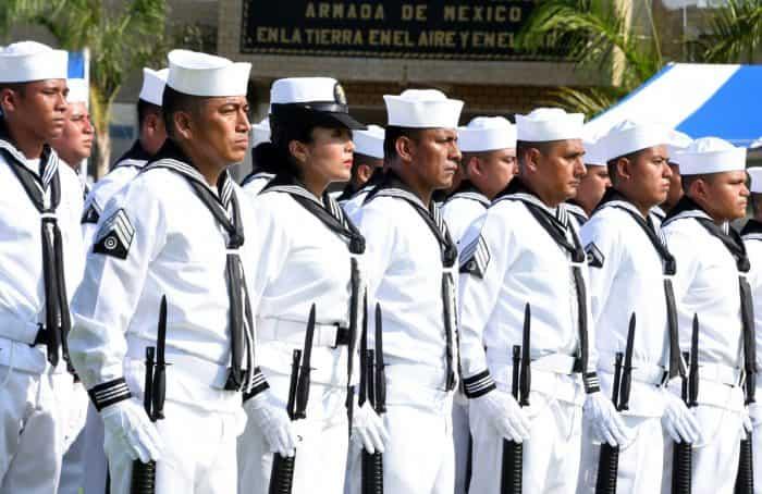 graduados de la marina