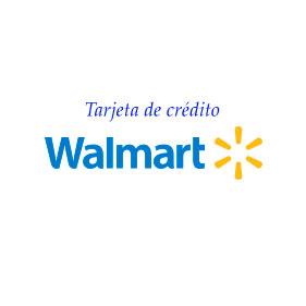 Tarjeta de Crédito walmart