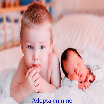 Adopta un Niño
