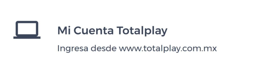 Mi cuenta Totalplay