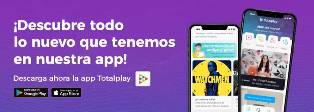 Lo más nuevo de Totalplay App