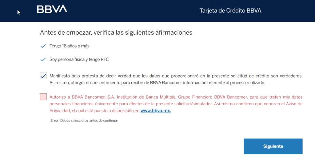 TDC bancomer 699