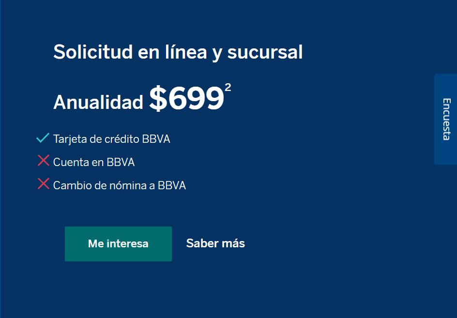 TDC Bancomer en LÍNEA