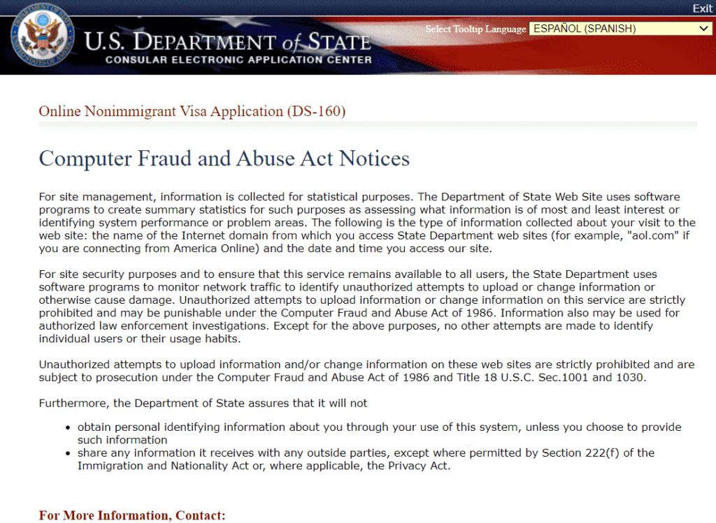 Ley de fraude y abuso informático