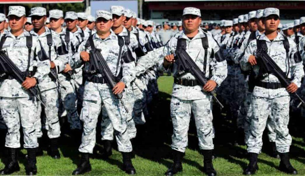 Convocatoria Guardia Nacional