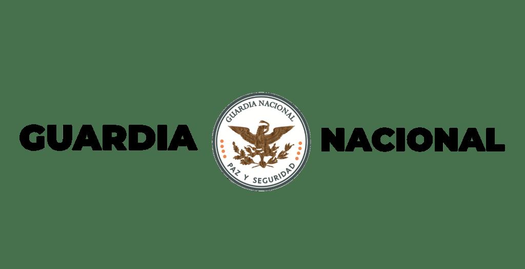 Logotipo Guardia Nacional.