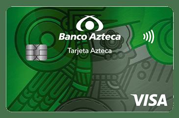 Tarjeta de crédito elektra de banco azteca